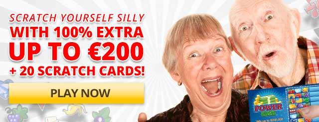 online free scratch card